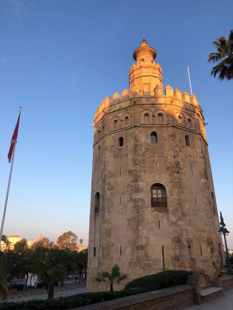 Riverside tower, Seville  theunravelling.net